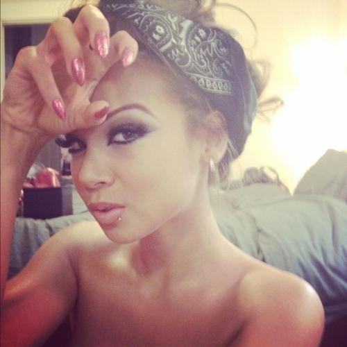 Pretty Girl Swag Makeup Swag Girls Makeup swag girlP2h4 Molecular Geometry