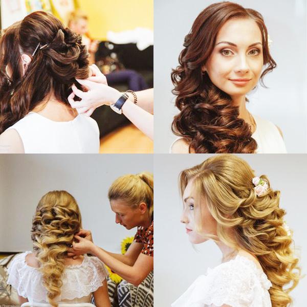 Мастер класс по причёскам греческого стиля